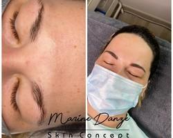 Maquillage permanent des sourcils   Skin concept